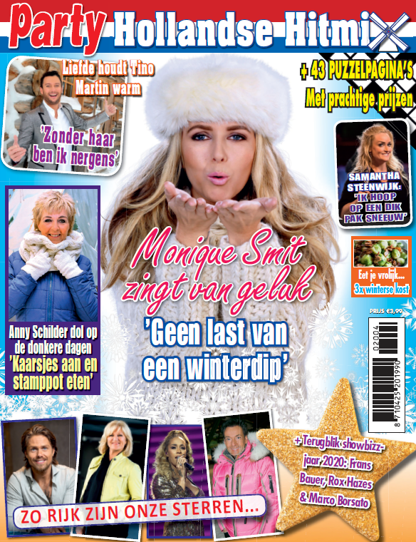 Cover Hollandse Hitmix4